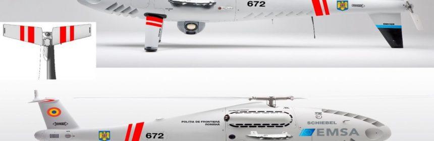 drona marea neagra