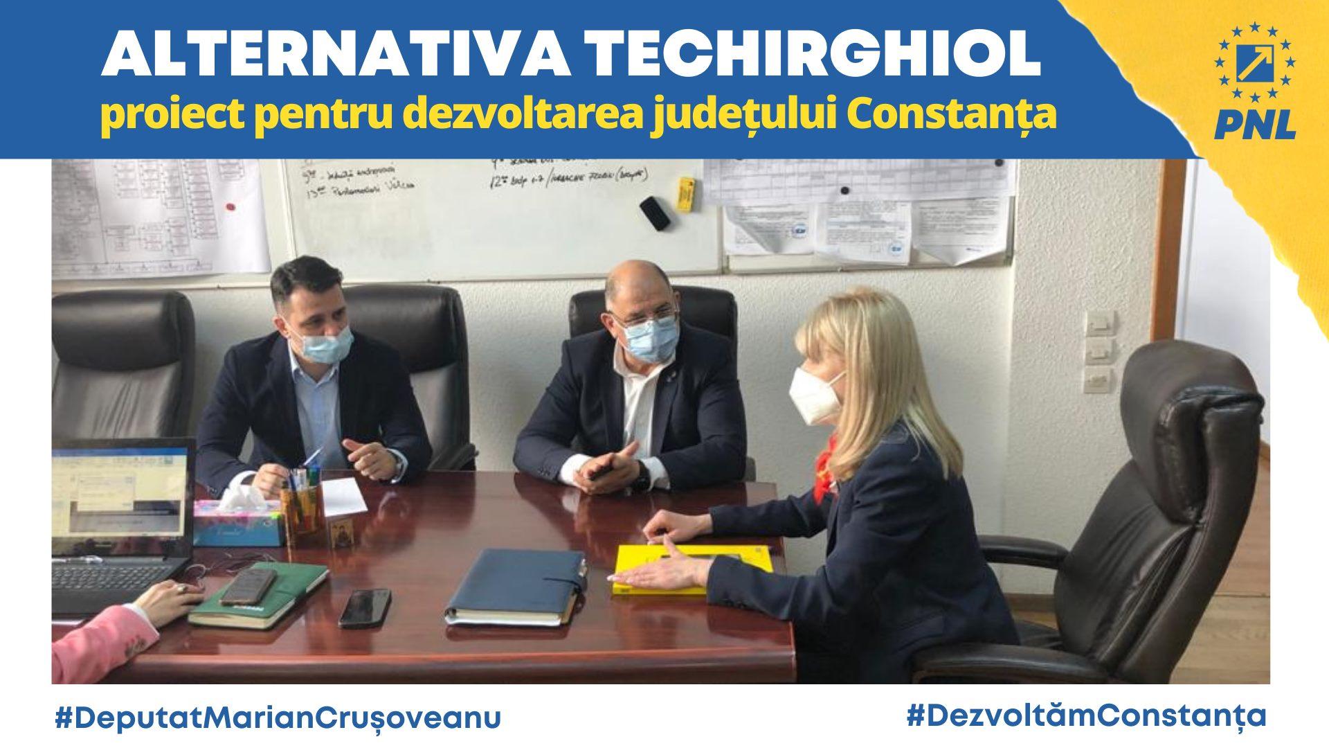 Construirea unui drum nou între municipiul Constanța și sudul litoralului este o promisiune a parlamentarului liberal Marian Crușoveanu, la care lucrează încă dinainte de a deveni deputat. Astăzi a avut o întâlnire cu directorul Companiei Naționale de Administrare a Infrastructurii Rutiere (CNAIR), Mariana Ioniță, în cadrul căreia a pus în discuție mai multe subiecte de interes local și regional, ținând cont că dezvoltarea infrastructurii rutiere este esențială pentru economia și bunăstarea românilor.