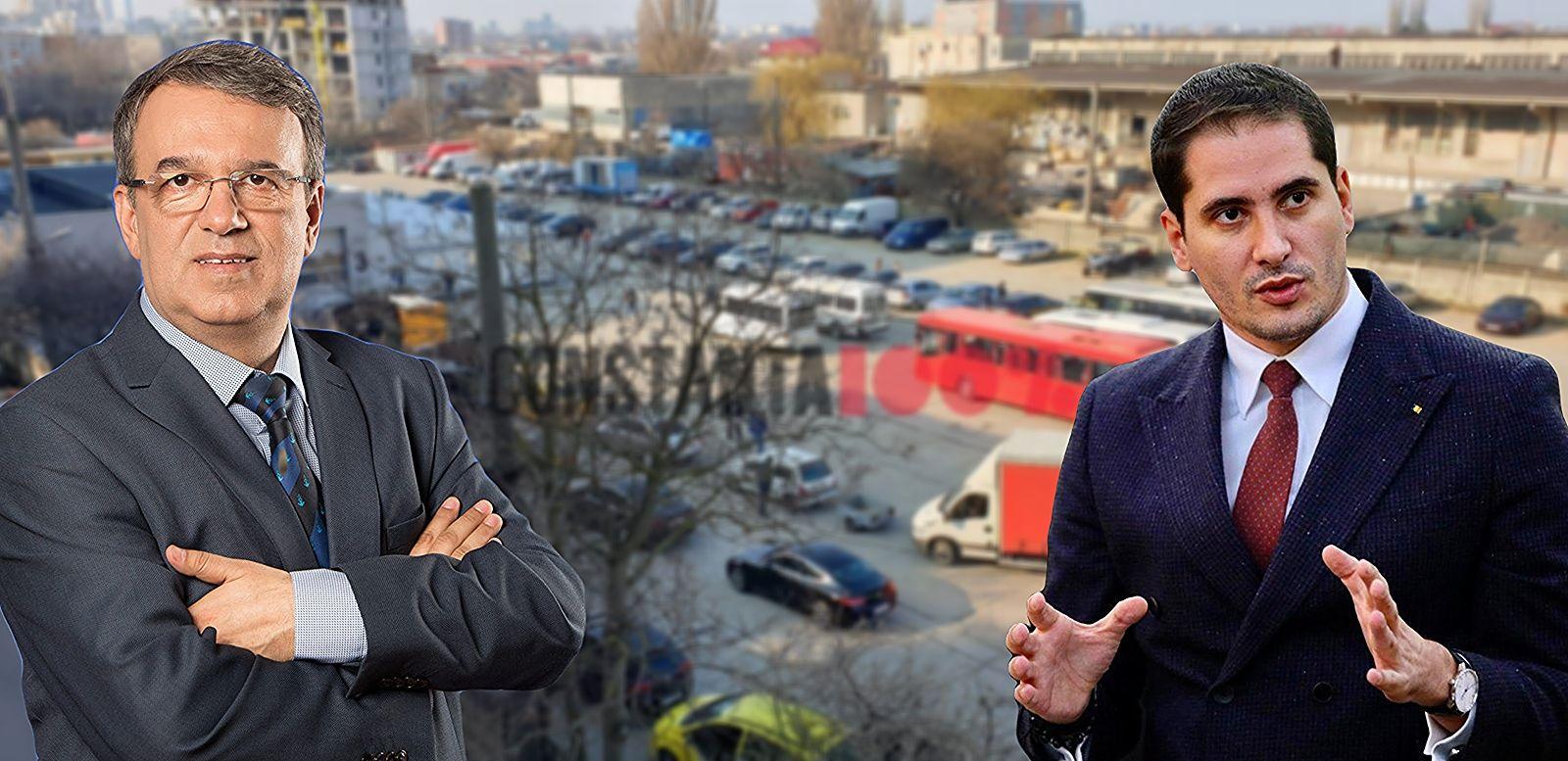 Primarul Vegil Chițac și fostul viceprimar Costin Răsăuțeanu își aduc acuzații, hotărârile sunt nelegale, problemele constănțenilor persistă