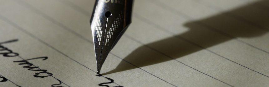 scrisul de mână