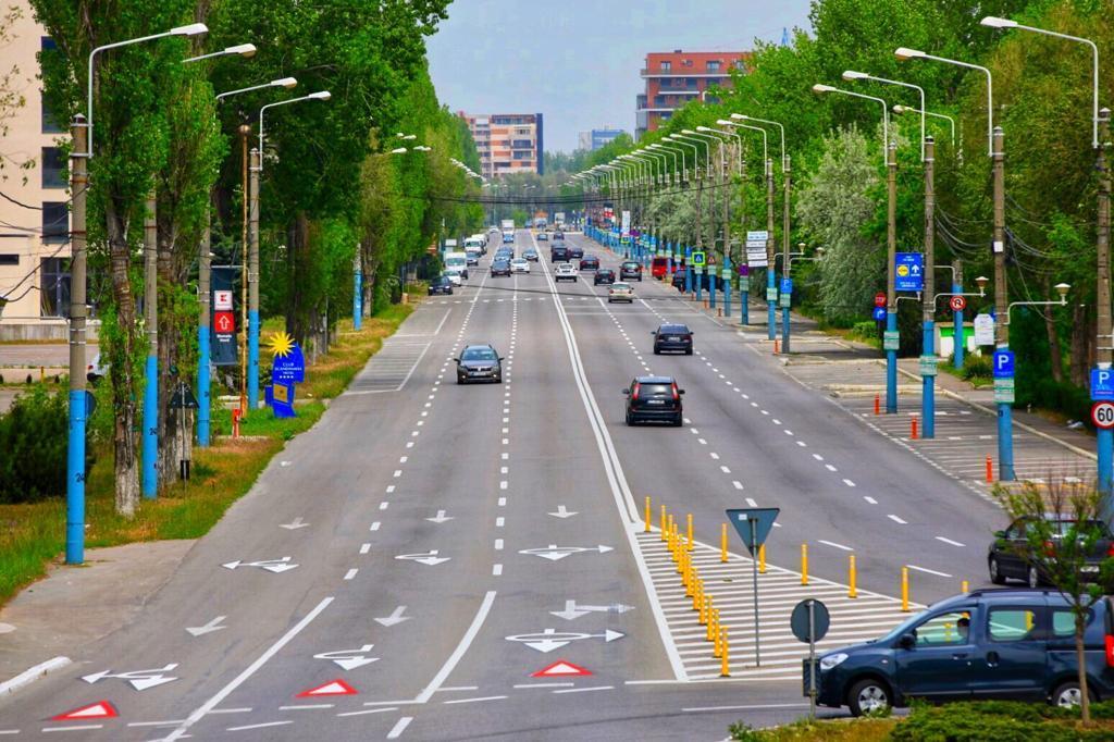 Hotelierii din Mamaia pot închiria locuri de parcare cu 70 de bani pe oră