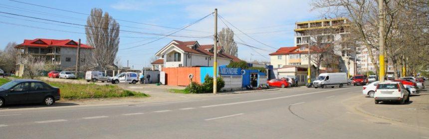 Patru noi treceri de pietoni vor fi amenajate în municipiul Constanța în această săptămână