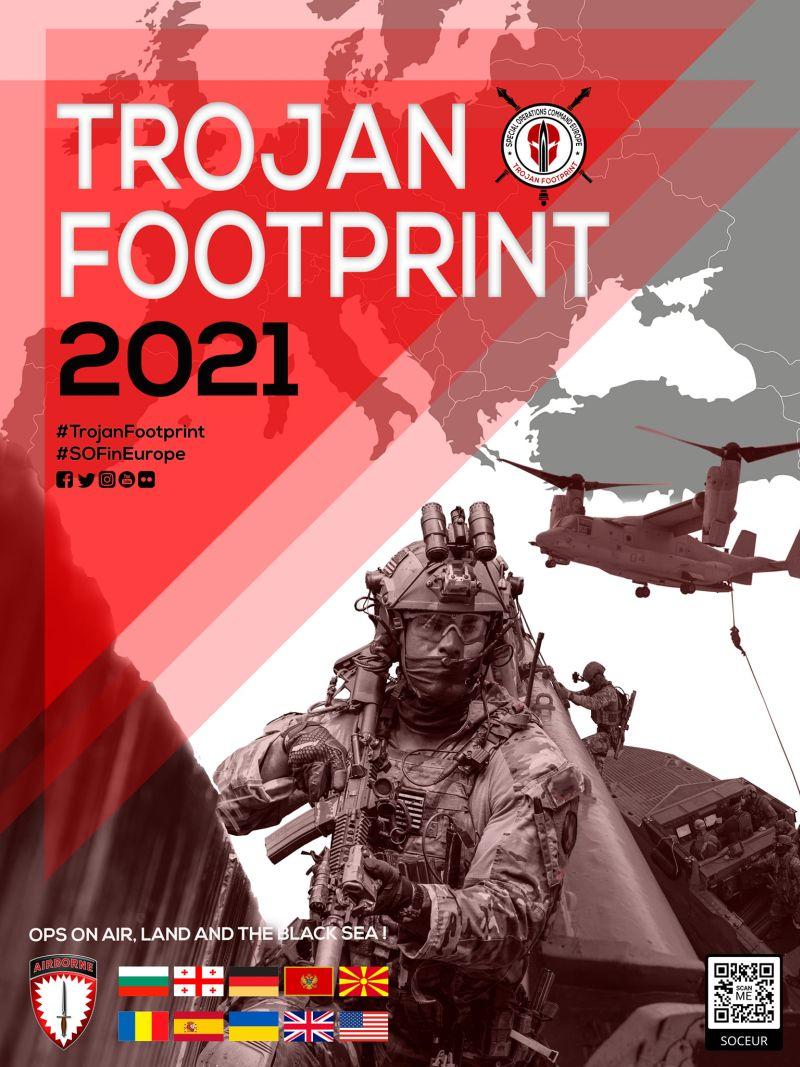 Trojan Footprint 21