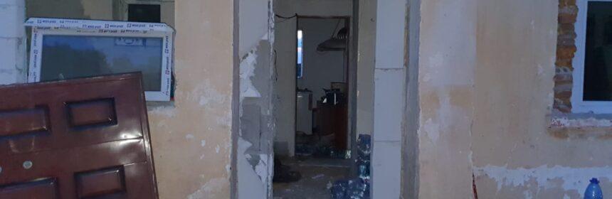 FOTO Explozie la anexa unei mănăstiri din județul ConstanțaFOTO Explozie la anexa unei mănăstiri din județul Constanța