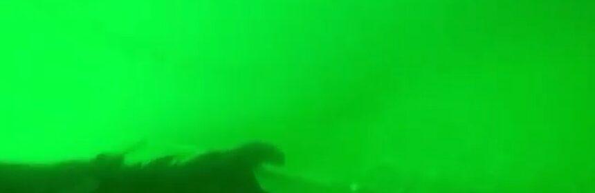 pescador scufundat