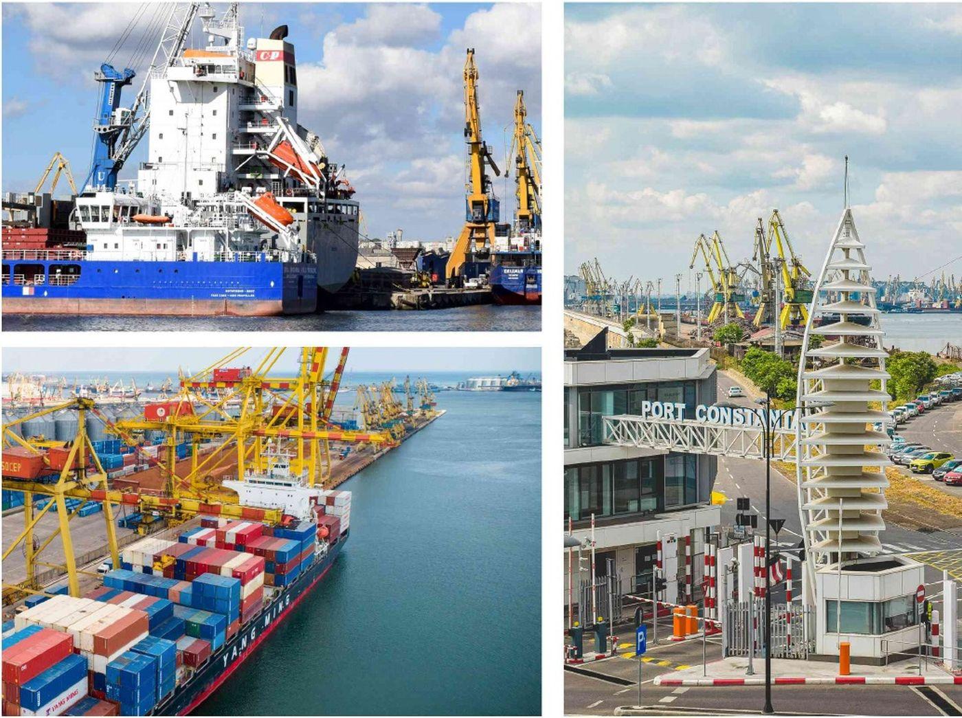 Paradoxul porturilor românești: traficul de mărfuri a scăzut cu 9%, veniturile au crescut cu 18%