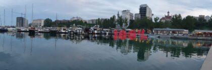 portul tomis constanta panorama