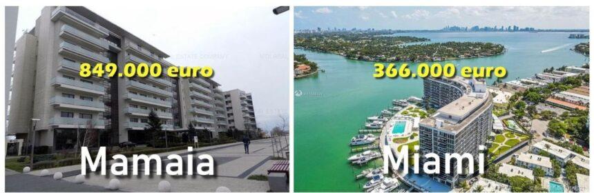 Mamaia Miami imobiliare