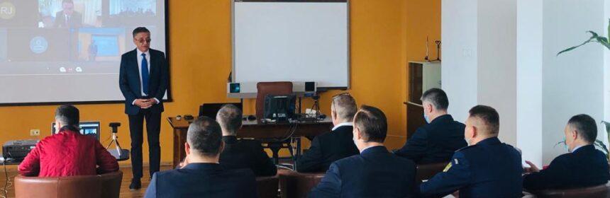"""Universitatea Maritimă Constanța, gazda unei eveniment de excepție: a 5-a ediție a Conferinței Internaționale """"Black Sea Maritime Cyber Security 2021"""""""