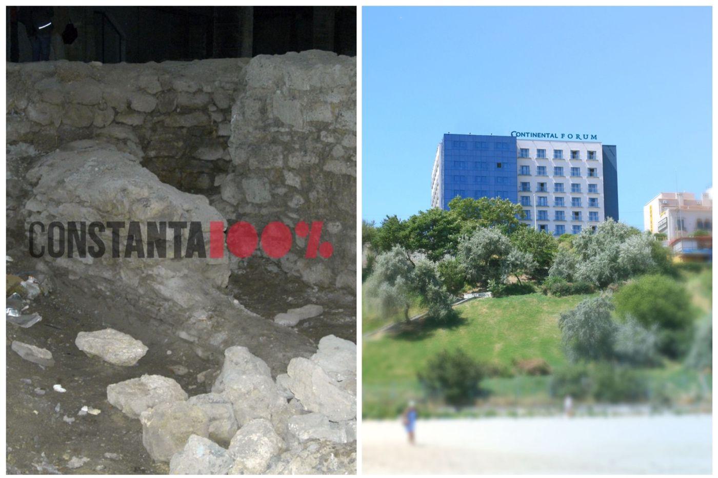 hotel continental constanta