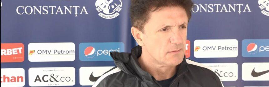 Gheorghe Popescu, președinte FC Farul
