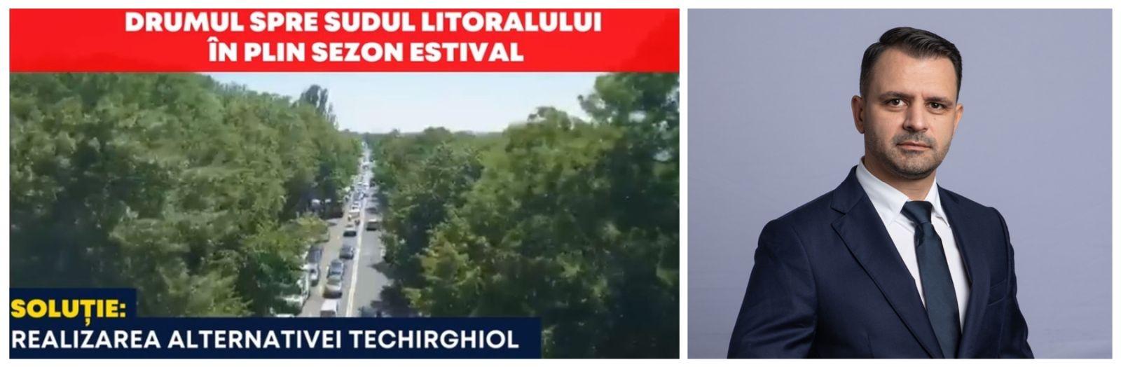 Marian Crusoveanu alternativa techirghiol