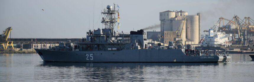 "Dragorul maritim ""Locotenent Lupu Dinescu"""