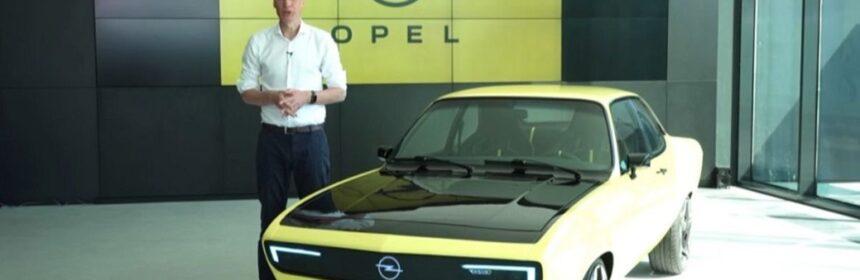 Michael Lohscheller, director Opel (Foto: Twitter)