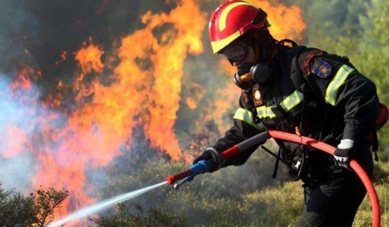 grecia pompieri