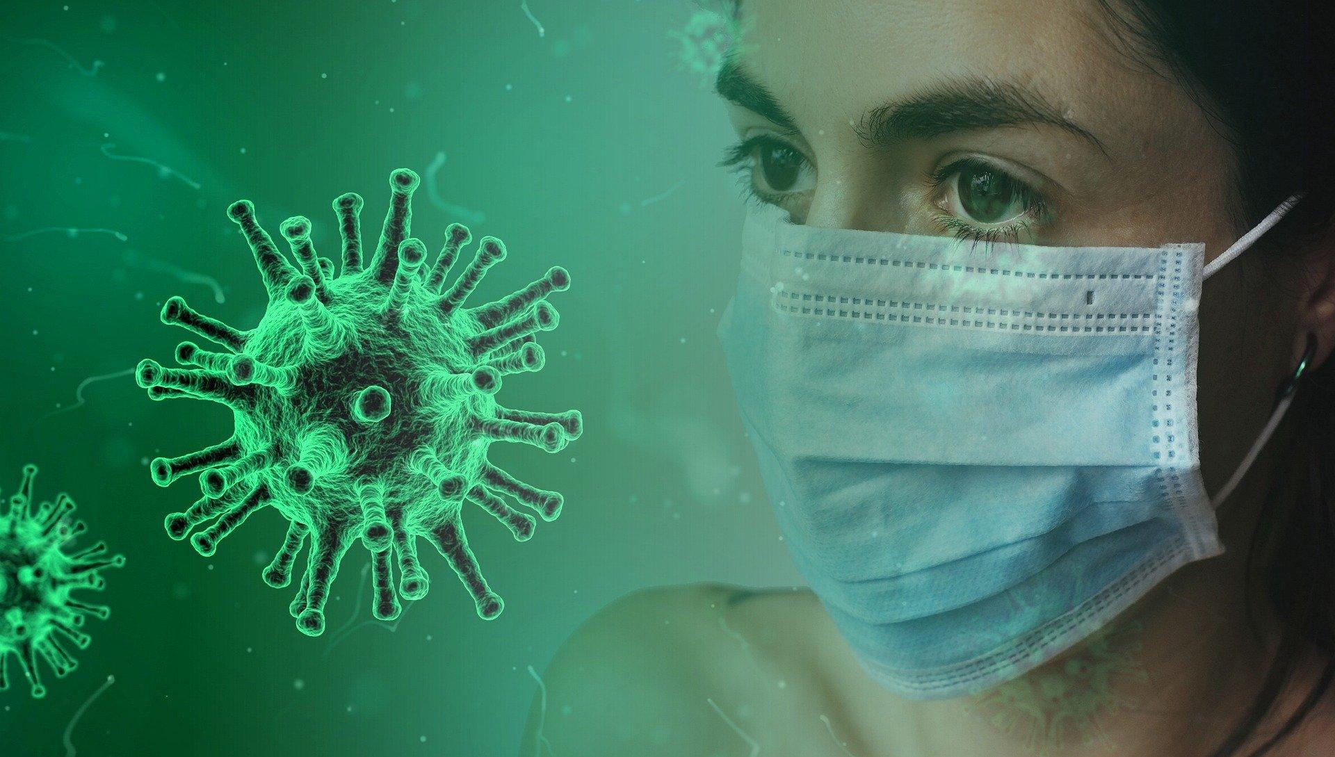 coronavirus incidenta
